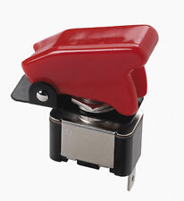 Heavy duty de marque red top gun opaque on / off voiture tableau de bord toggle Feuilleter commutateur