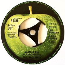 "PAUL MCCARTNEY ‎-  Another Day (7"") (F+/NM)"