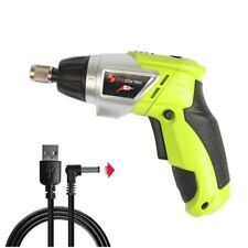 Electric Screwdriver Set 3.6V Battery Power Foldable Adjustable Cordless Tools
