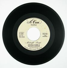ANDREA KIBBE &* MAJOR'S MINORS Midnight Boogie 7IN 1970'S NORTHERN SOUL VG++