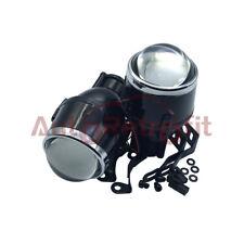 Dual Beam 2.5'' HID Bi-xenon Fog Light Projector Lens, Universal Fit for all car