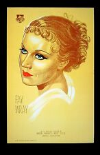 FAY WRAY When Knights Were Bold ANN HARDING Red Heels 1935 PORTRAITS