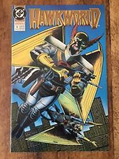 Hawkworld #1 (VF+) 1990 KEY FIRST ISSUE Combine Shipping Sale