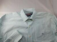 Vineyard Vines Men's Whale Shirt Large Classic Fit Button Down Long Sleeve