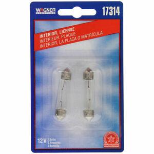 Wagner BP17314 Dome Light Bulb - 2 PACK