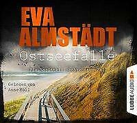 "Eva Almstädt ""Ostseefalle"",6 CDs,neu,OVP,ohne Porto"