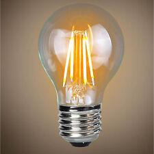 4W E27 A60 LED Filament Energy saving Light Globe Bulbs Vintage Edison LED Bulbs