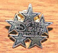 The Disney Store Cast Member Exclusive Gold Toned Stars! (Pin / Lapel / Brooch)