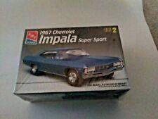 AMT ERTL 1967 Chevrolet Impala model sealed NIB