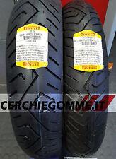 Coppia gomme Scooter PIRELLI MT75 100/80 16 + 120/80 16 Honda SH 125 150 kymco
