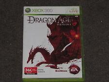 Dragon Age Origins Xbox 360 Cheap & Complete FREE & FAST POST