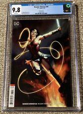 Wonder Woman #66 – DC Comics 2019 – CGC 9.8 NM/MT
