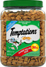 Temptations Classic Crunchy And Soft Cat Treats Seafood Medley Flavor 30 Oz