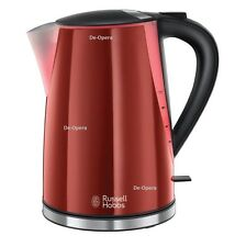 Russell Hobbs Mode Kettle 21401 - 1.7 Litre 3000W - Red