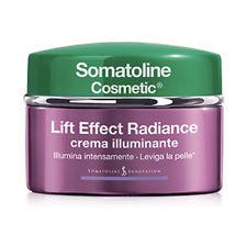 Somatoline Produit De Beauté Crème Pour Le Visage Anti-âge Éclairant Lift Effet