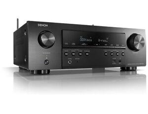 Denon AVR-S750H 7.2 Channel 4K AV Dolby Atmos Audio Video Receiver