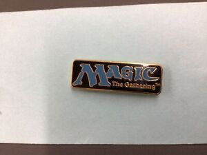 Magic The Gathering Pin New Old Stock 1990s Wizards of the Coast