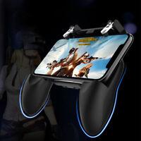 1PCS Gaming Trigger Joystick Mobile Gamepad Shooter Controller For PUBG Game
