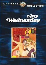 ANY WEDNESDAY - (1966 Jane Fonda) Region Free DVD - Sealed