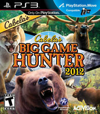 Cabela''s Big Game Hunter 2012 PS3 New PlayStation 3, Playstation 3