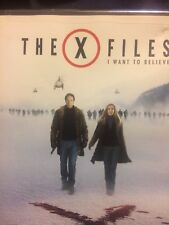 The X-Files: I Want to Believe (DVD, 2009, Checkpoint Extended Cut...