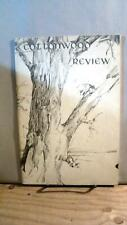 William D KNIEF / Cottonwood Review Vol 1 No 1 Spring 1965 First Edition
