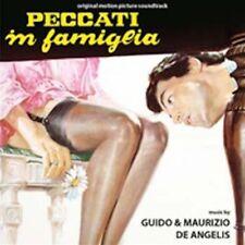Guido & Maurizio De Angelis - Peccati In Famiglia - Cd - Digitmovies