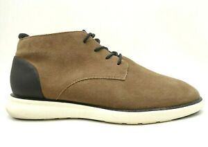 Mossimo Dutti Brown Casual Lace Up Ankle Boots Shoes Men's 43 / 10