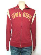 Iowa State Zippered Cotton Jacket Men's Size M 47 Brand (C3)