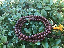 Thinking Meditation Red Sandalwood Tibetan Tringma Mala