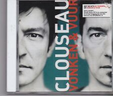 Clouseau-Vonken&Vuur cd album