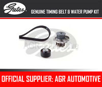 GATES TIMING BELT AND WATER PUMP KIT FOR FIAT 500 1.4 100 BHP 2007-