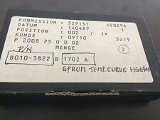Perkin Elmer PE103-822 EPROM TEMP CURVE (lots of 2)  brand new from stock