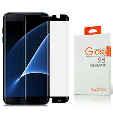 CASE FRIENDLY 3D Full Cover Glass Screen Protector For Samsung Galaxy S7 Edge