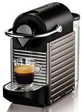 Nespresso Krups Pixie Xn3005 Koffiemachine - Titanium