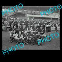 OLD FOOTBALL PHOTO, 1941 RICHMOND FC TEAM