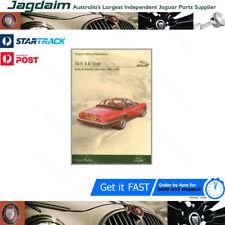 New Jaguar XJ XJS 3.6 DVD Parts Service Workshop Manuals JHM1131