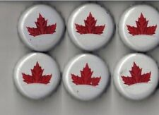 500 COUNT - OLD STYLE MOLSON CANADIAN BEER BOTTLE CAPS