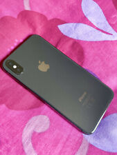 Apple iPhone X - 64GB - Space Grey.  Excellent Condition.