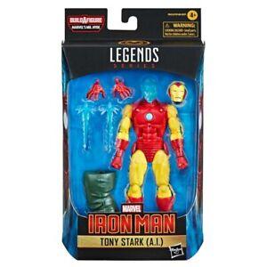 Marvel Legends Iron Man - Tony Stark (A.I.) (BAF Mr. Hyde)