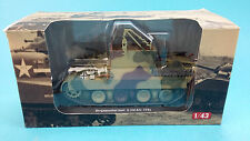 Char Bergepanther Ausf. G (SD.KFZ. 179) Allemagne 1/43 neuf en boite Tank