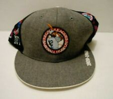 NEW NEGRO LEAGUES HAT BASEBALL MUSEUM 1920 - 1960 w/ TEAM LOGOS size 8   unused
