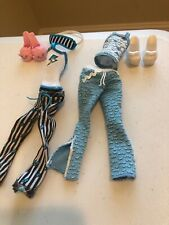 monster high pajama and slipper set #13