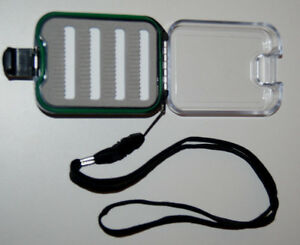 Double Faces Waterproof Fly Box