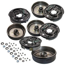 "4 Trailer 10 x 2 1/4"" Electric Brake 5 on 4.5 Hub Drum Bearing Kit Rate 3500 lbs"