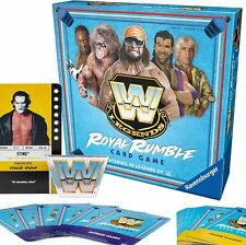Ravensburger WWE Legends Royal Rumble Card Game New 2020 Kid Toy Gift