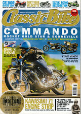 Classic Bike Monthly Magazines