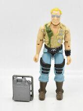 New listing Gi Joe Buzzer Vintage Loose Action Figure 1985 Hasbro