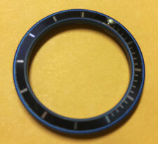 DASH STYLE BLUE  MATTE Bezel for Vostok Amphibian Komandirskie Watch XPLPVDBLU