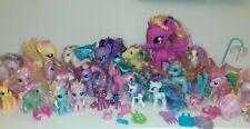 My Little Pony MLP Lot Unicorns Pegasus Ponies Accessories Mixed Some Rare HTF